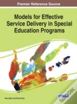 Models For Effective Service Delivery In