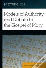Models Of Authority And Debate In The Gospel Of Mary