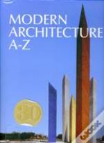 Modern Architecture A-Z 2 Vol Slipcase
