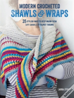 Wook.pt - Modern Crocheted Shawls And Wraps