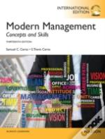 Modern Management, International Edition