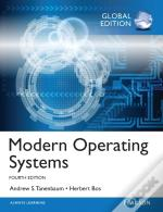 Modern Operating Systems: Global Edition
