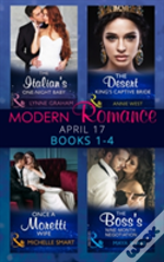 Modern Romance Collection: April Books 1 - 4