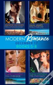 Modern Romance Collection: December Books 5 - 8
