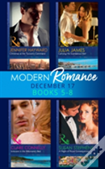 Modern Romance Collection: December Books 5 - 8desire Collection: December Books 1 - 4