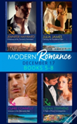 Wook.pt - Modern Romance Collection: December Books 5 - 8desire Collection: December Books 1 - 4
