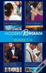 Modern Romance Collection: November 2017 Books 1 - 4