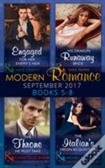 Modern Romance Collection: September 2017