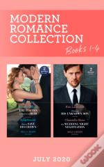Modern Romance July 2020 Books 1-4
