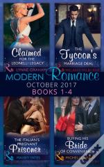 Modern Romance: October 2017 Books 1 - 4