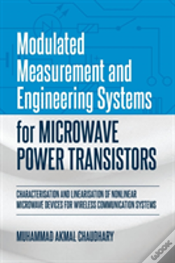 Wook.pt - Modulated Measurement And Engineering Systems For Microwave Power Transistors
