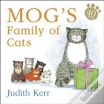 Mogs Family Of Cats Board Book