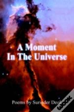 Moment In The Universe