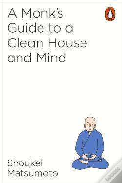 Wook.pt - Monk'S Guide To A Clean House And Mind