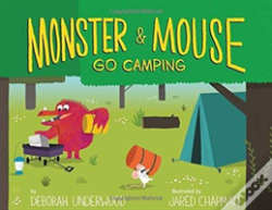 Wook.pt - Monster And Mouse Go Camping