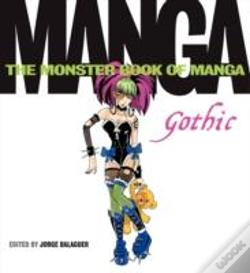 Wook.pt - Monster Book Of Manga Gothic