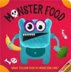 Wook.pt - Monster Food Finger Puppet Book