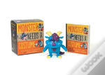 Monster Needs A Costume Bendable Figurine And Mini Book