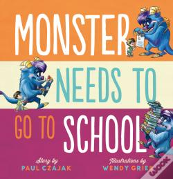 Wook.pt - Monster Needs To Go To School