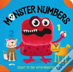 Monster Numbers Finger Puppet Book
