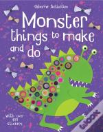 Monster Things To Make And Do