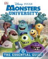 Monsters University The Essential Guide