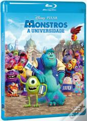 Monstros: A Universidade (Blu-Ray)