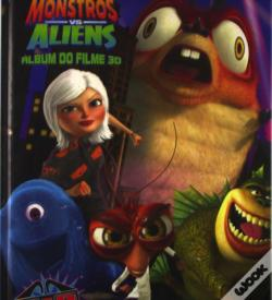 Wook.pt - Monstros vs Aliens - Álbum do Filme 3D