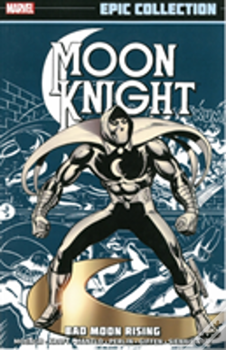 Wook.pt - Moon Knight Epic Collection: Bad Moon Rising