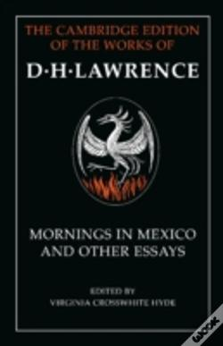 Wook.pt - Mornings In Mexico And Other Essays