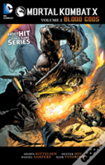 Mortal Kombat X Tp Vol 2