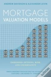 Mortgage Valuation Models