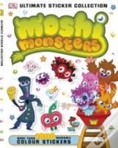 Moshi Monsters Ultimate Sticker Col