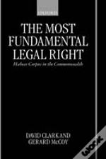 Most Fundamental Legal Right
