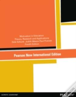 Wook.pt - Motivation In Education: Pearson New International Edition