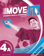 Move It! 4a Split Edition & Workbook Mp3 Pack