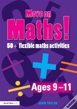 Wook.pt - Move On Maths Ages 9-11