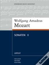 Mozart: Sonaten II for Piano