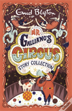 Wook.pt - Mr Galliano'S Circus (Story Collection)
