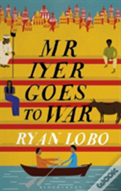 Mr Iyer Goes To War Tpb Ex Air