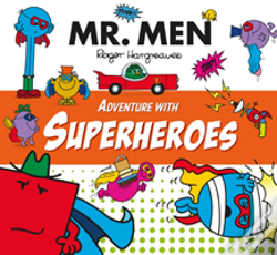 Wook.pt - Mr Men Adventure With Superheroes