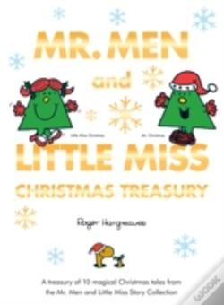 Wook.pt - Mr Men And Little Miss Christmas Story Treasury