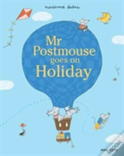Wook.pt - Mr Postmouse Goes On Holiday