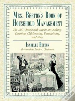 Wook.pt - Mrs. Beeton'S Book Of Household Management