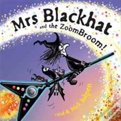 Wook.pt - Mrs Blackhat And The Zoombroom