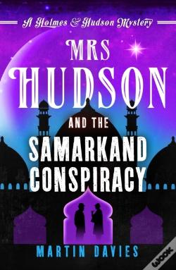 Wook.pt - Mrs Hudson And The Samarkand Conspiracy