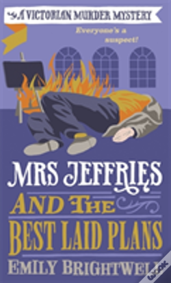 Wook.pt - Mrs Jeffries And The Best Laid Plans