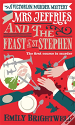 Wook.pt - Mrs Jeffries And The Feast Of St Stephen