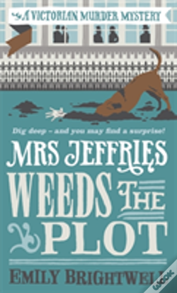 Wook.pt - Mrs Jeffries Weeds The Plot