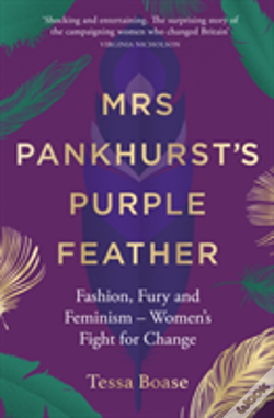 Wook.pt - Mrs Pankhurst'S Purple Feather